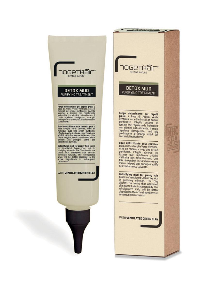 Маска для волос TOGETHAIR MEETING NATURE 1955619556Мы используем 95% компонентов растительного происхождения. Выводящая токсины грязевая маска для жирных волос на основе богатой минералами микронизированной зелёной глины с очищающим действием. Глина абсорбирует токсины, которые ослабленный эпидермис не в состоянии вывести сам. Насыщенная кислородом кожа головы будет готова воспринимать активные вещества последующих процедур. *Выведение токсинов *Очищение *Насыщение кожи головы кислородом