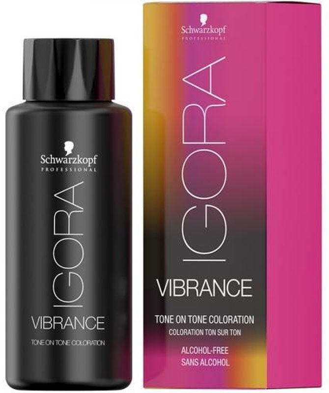 Igora Vibrance Краска для волос 9,5-1 светлый блондин сандрэ 60 мл igora royal краска для волос 12 19 специальный блондин сандрэ фиолетовый 60 мл