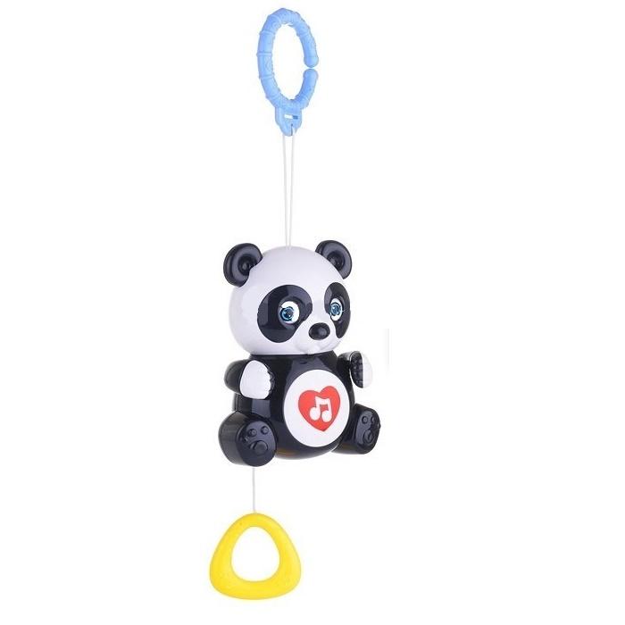 цена на Музыкальная игрушка S+S TOYS Бамбини Панда 101000942