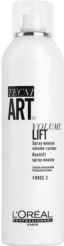 L'Oreal Professionnel Tecni. art Volume Мусс для прикорневого объема (фикс.3) 250 мл волюм лифт мусс для прикорневого объема 250мл loreal professionnel techi art