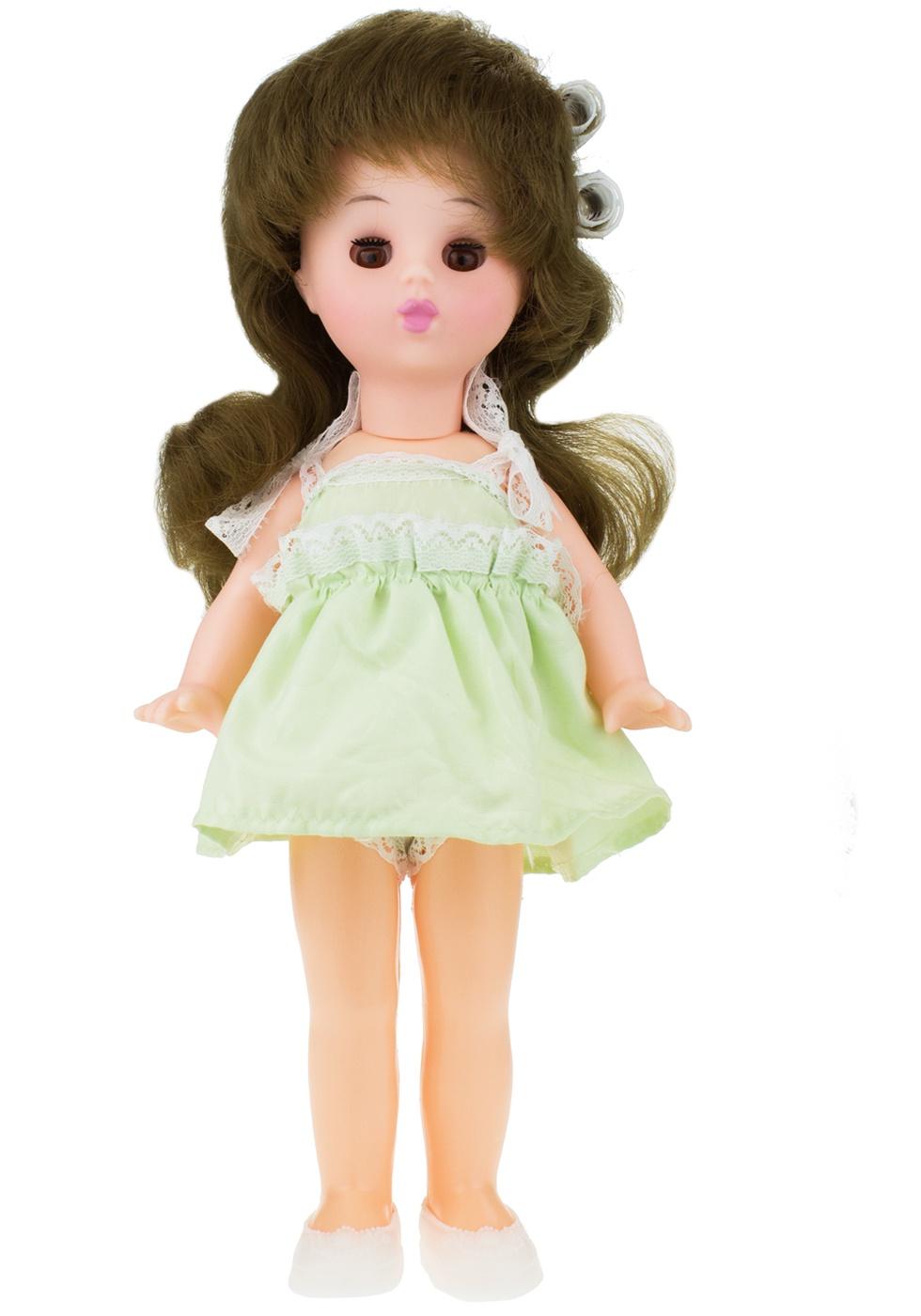 Кукла Мир кукол Мила светло-зеленый куклы мир кукол кукла ася пак 35 см