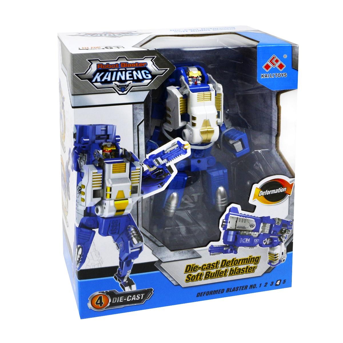 Игрушечный робот JT TOYS SB454/ синий игрушечный робот little tikes вращающийся робот 647536e4c 647536 розовый