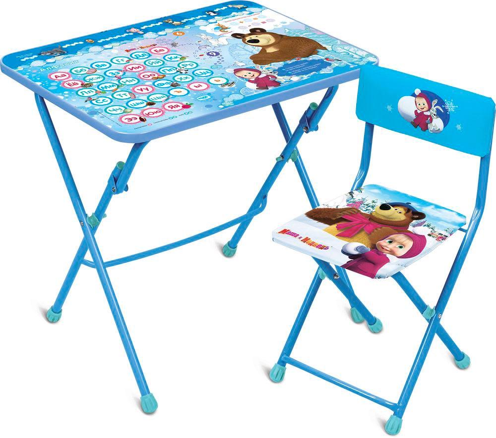 Набор детской мебели NIKA KIDS стол стул