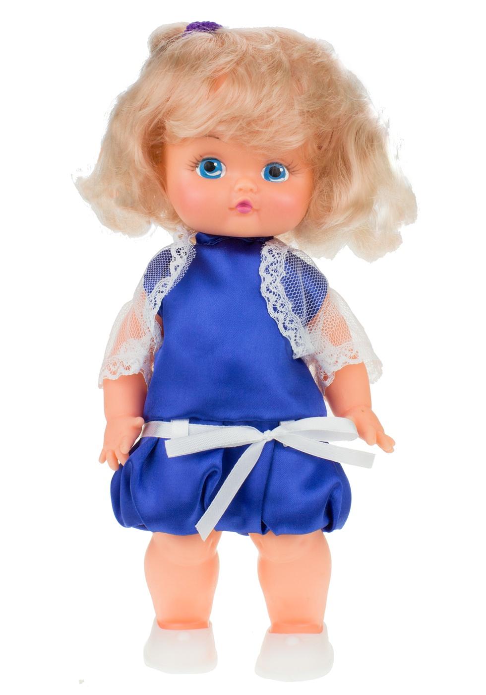 Кукла Мир кукол Саша М3 синий