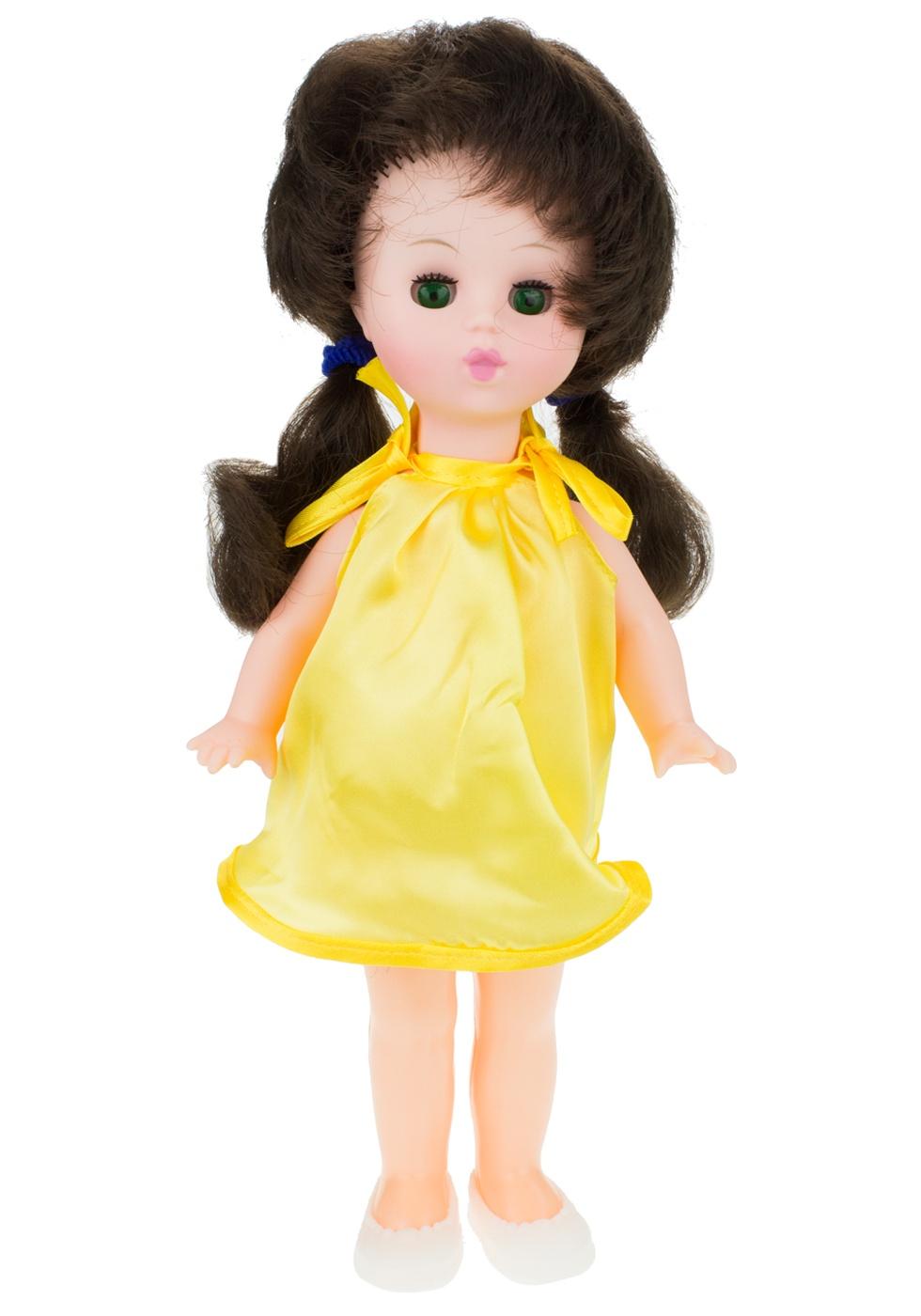 Кукла Мир кукол Мила М1 желтый куклы мир кукол кукла ася пак 35 см