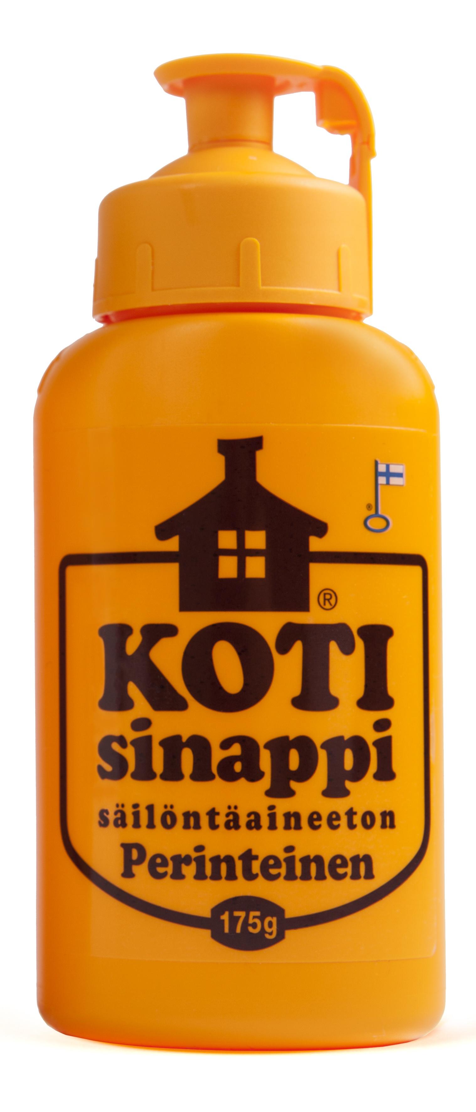Горчица Koti традиционная