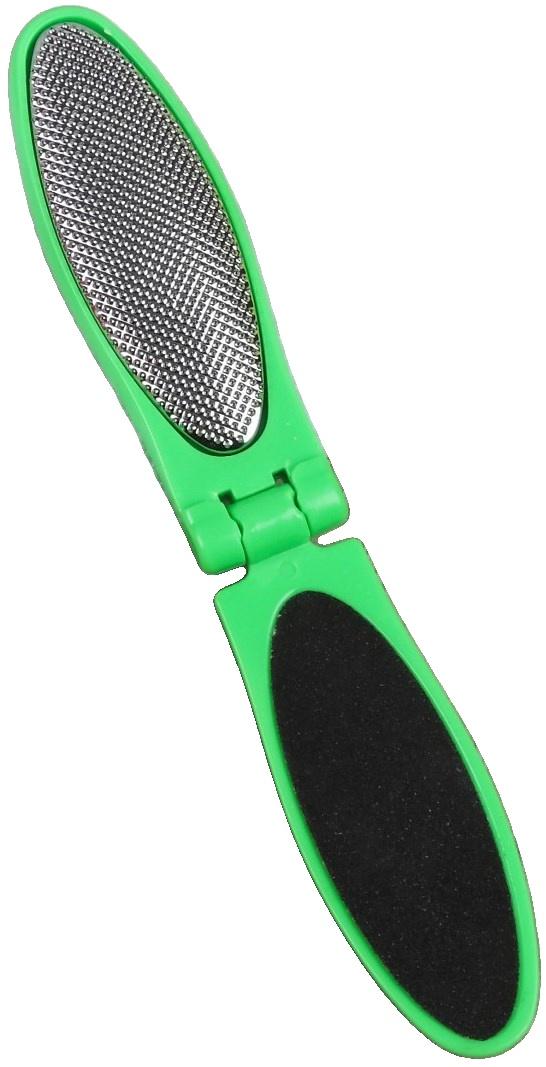 Терка педикюрная Fidget Go Складная компид пластырь от врастающих мозолей на ногах средний 10шт