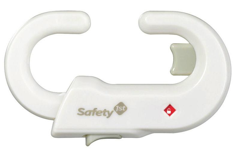 Блокиратор дверей/ящиков Safety 1st 24736, белый mymei outdoor 90db ring alarm loud horn aluminum bicycle bike safety handlebar bell