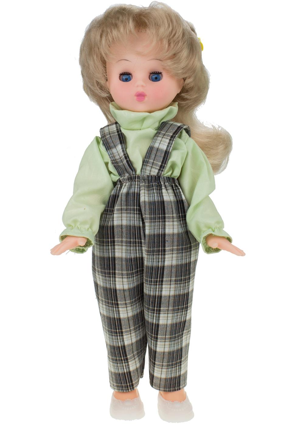 Кукла Мир кукол Вика зеленый