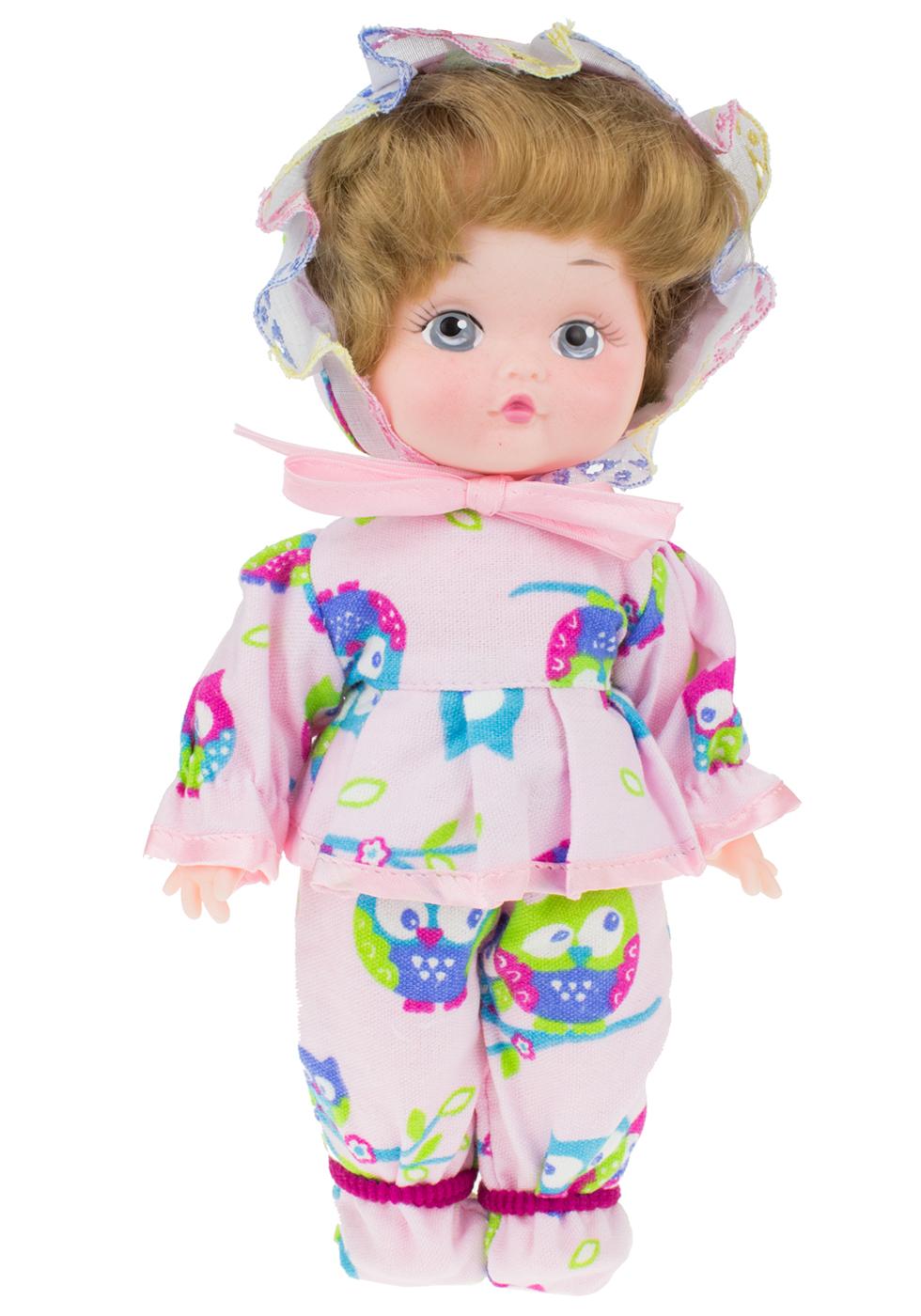 Кукла Мир кукол Анечка розовый куклы мир кукол кукла ася пак 35 см