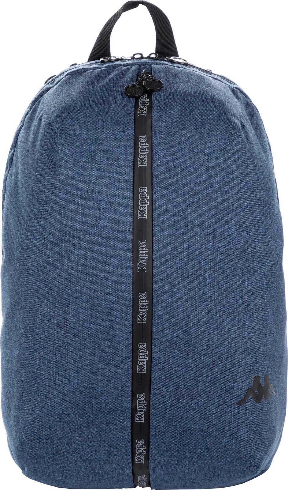Рюкзак мужской Kappa Backpack, 304IGV0-5M, темно-синий рюкзак мужской quiksilver everydaypostemb m eqybp03501 bng0 королевский синий
