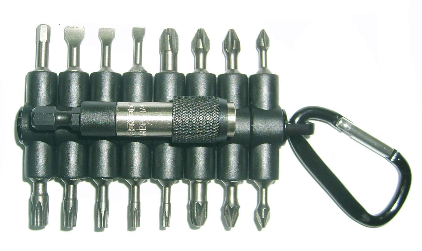 Бита Libman 43904 набор инструментов libman набор бит 27пр skrab 41688