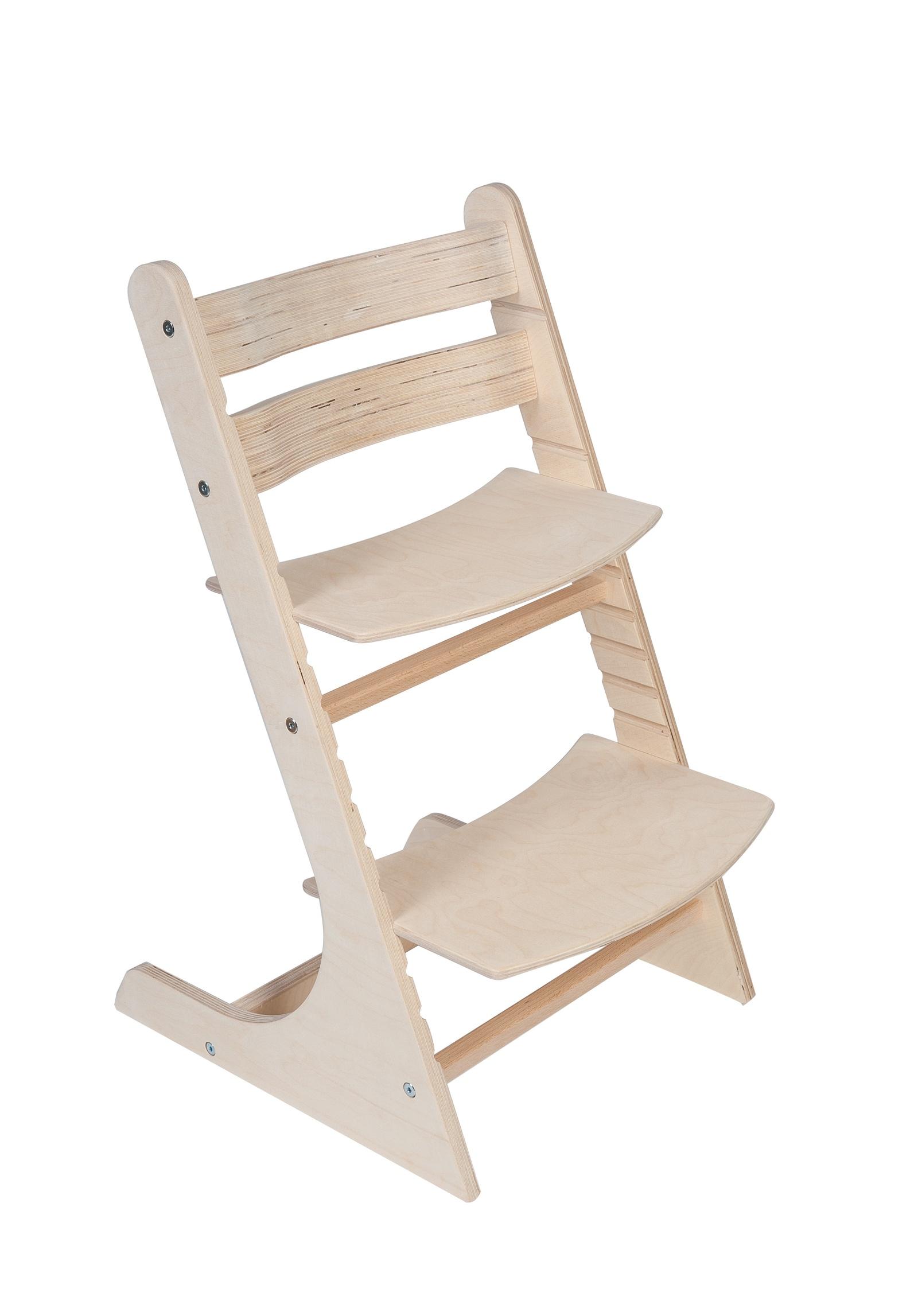 Стульчик для кормления Стул RostOk детский универсальный регулируемый стул для кормления алекс розовый стд0106