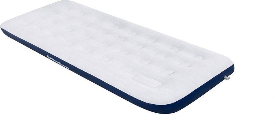 Кровать надувная KingCamp Pumpair Bed Twin, KM3606, синий, бежевый, 188 х 99 х 22 см