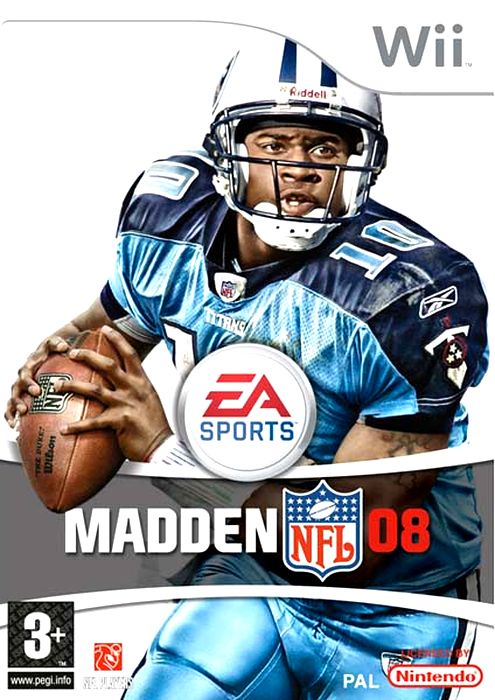 Madden NFL 08 (Wii)