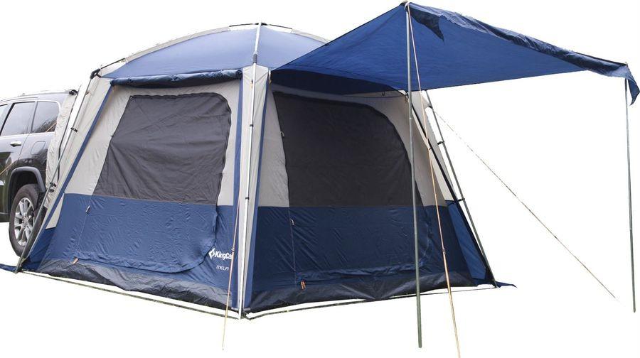 Палатка KingCamp Melfi, KT3083, синий, 275 х 275 х 220 см