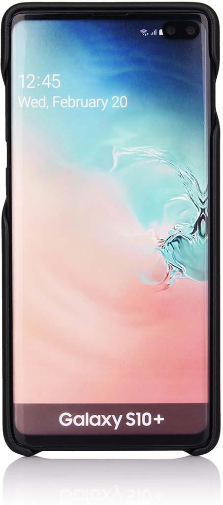 Накладка G-Case Slim Premium для Samsung Galaxy S10+, черный цена и фото
