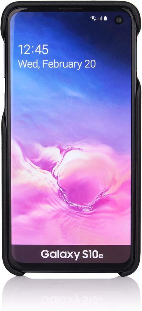 Накладка G-Case Slim Premium для Samsung Galaxy S10e, черный цена и фото