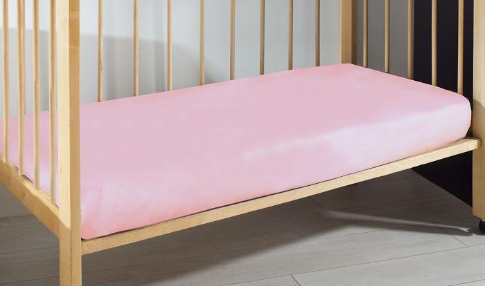 цены на Простыня Primavelle на резинке детская 60х120х20 розовый  в интернет-магазинах