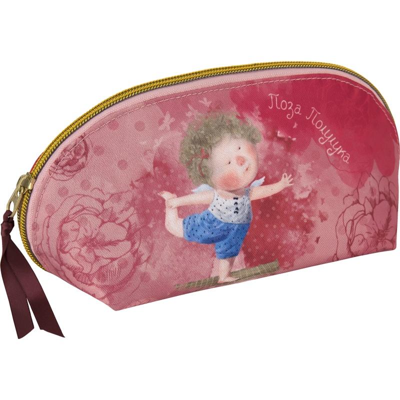 Пенал Kite GP16-655, розовый178-GP16-655-2Мягкий пенал розового цвета с изображением ангелочка Евгении Гапчинской , имеет одно вместительное отделение с цветной подкладкой, легко принимает необходимую форм, имеет оптимальные размеры, компактный и вместительный, выполнен из прочного качественного материала с качественной прошивкой, прочной строчкой и надежными застежками-молниями. Пенал можно мыть, при этом он сохранит свою первозданную форму и расцветку. Очень яркий и удобный, он поможет сделать процесс обучения для вашего ребенка радостным и увлекательным, и станет лучшим украшением его парты в школе.