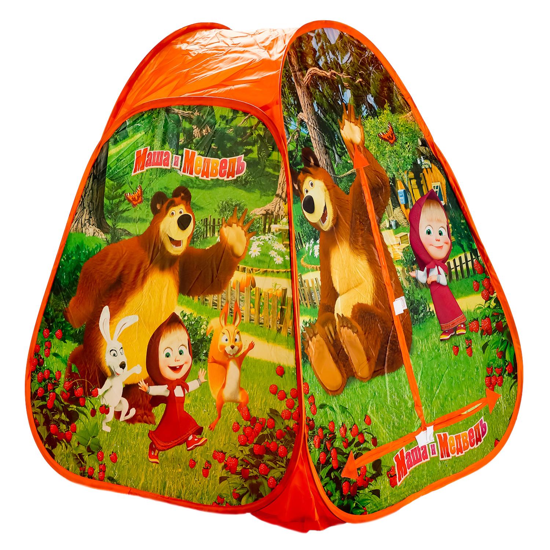 Палатка для игр Играем вместе GFA-MB01-R