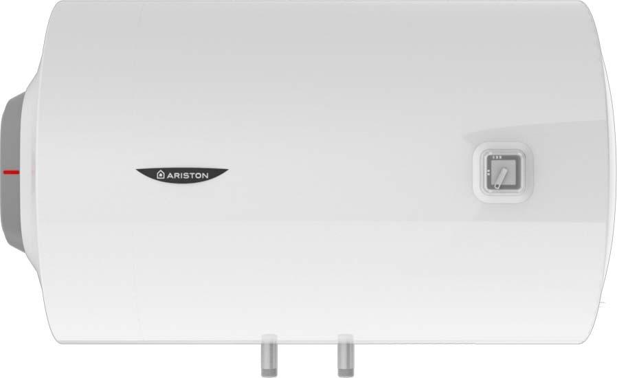 Водонагреватель накопительный электрический Ariston ABS Pro1 R 80 H, 80 л, белый