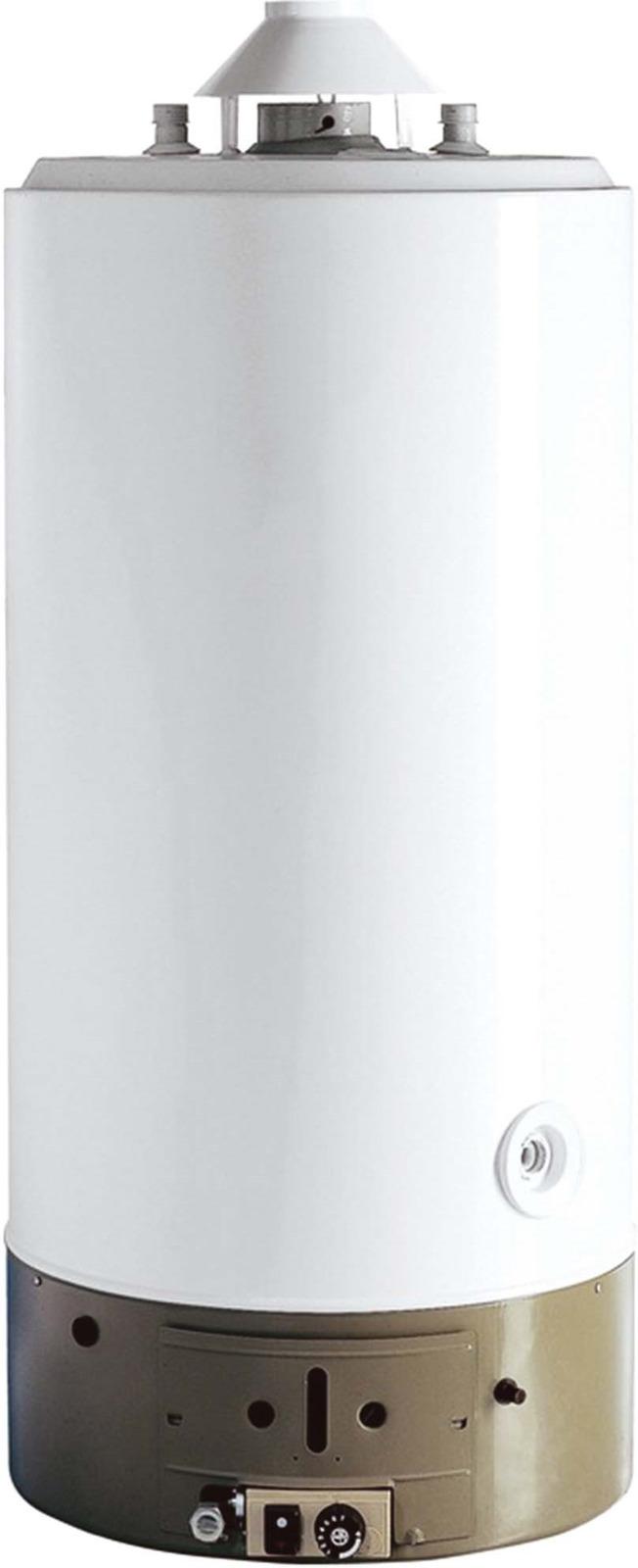 Газовая колонка Ariston SGA 120, накопительная, 115 л, белый электрический накопительный водонагреватель ariston sga 120 r