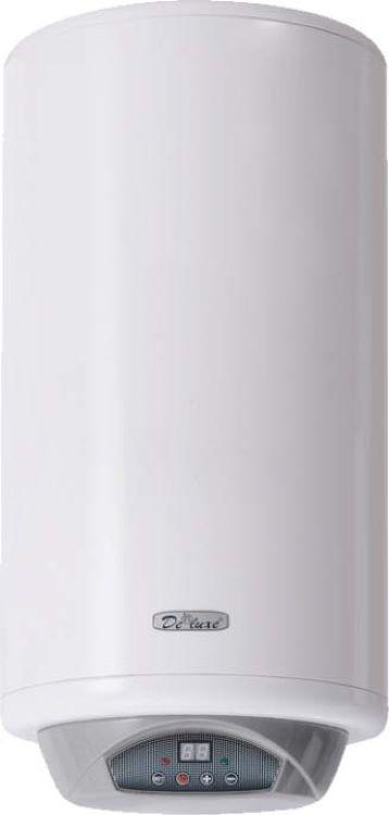Водонагреватель накопительный De Luxe 3W50V2, белый, 50 л