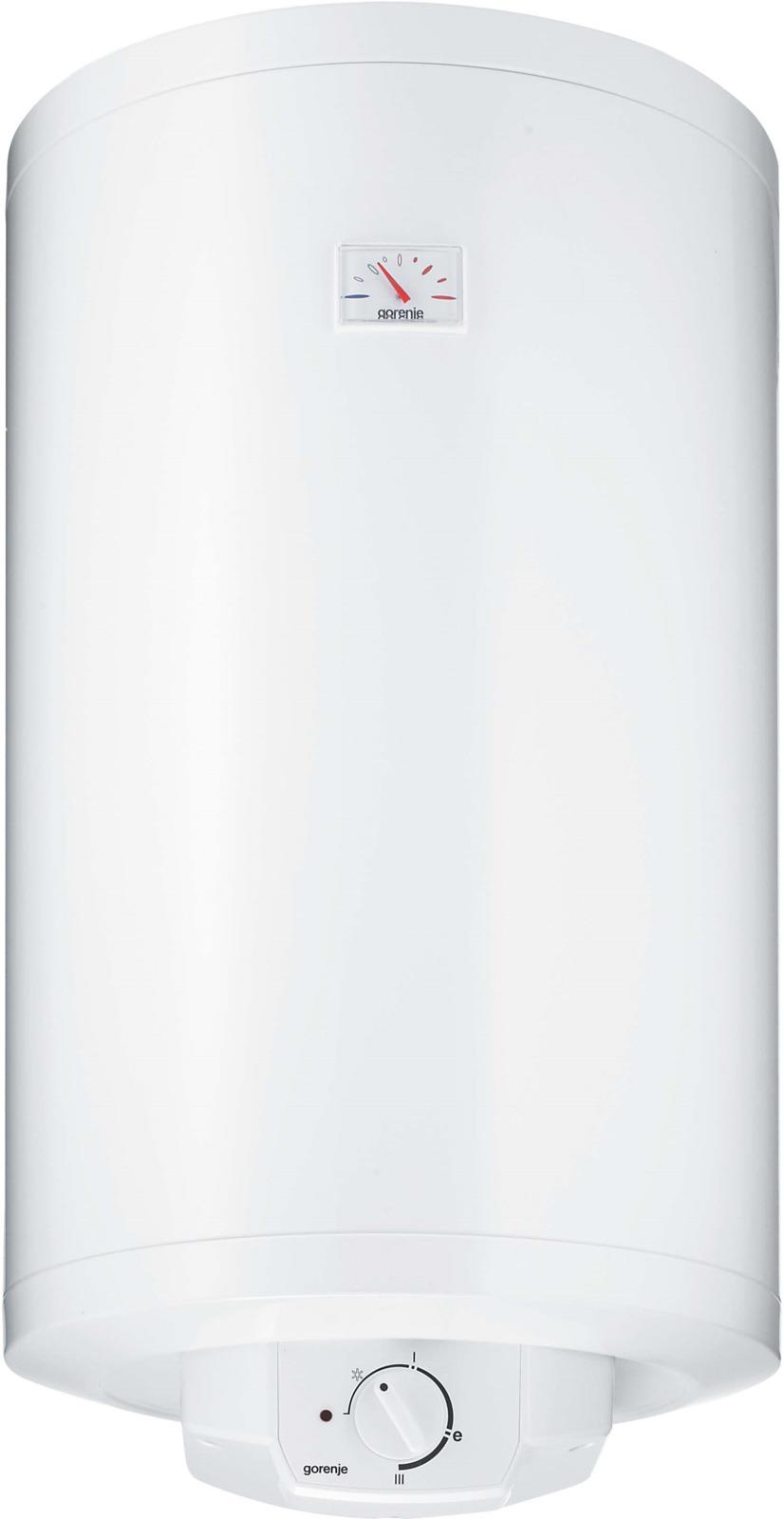 Водонагреватель накопительный электрический Gorenje GBF80B6, 80 л, белый