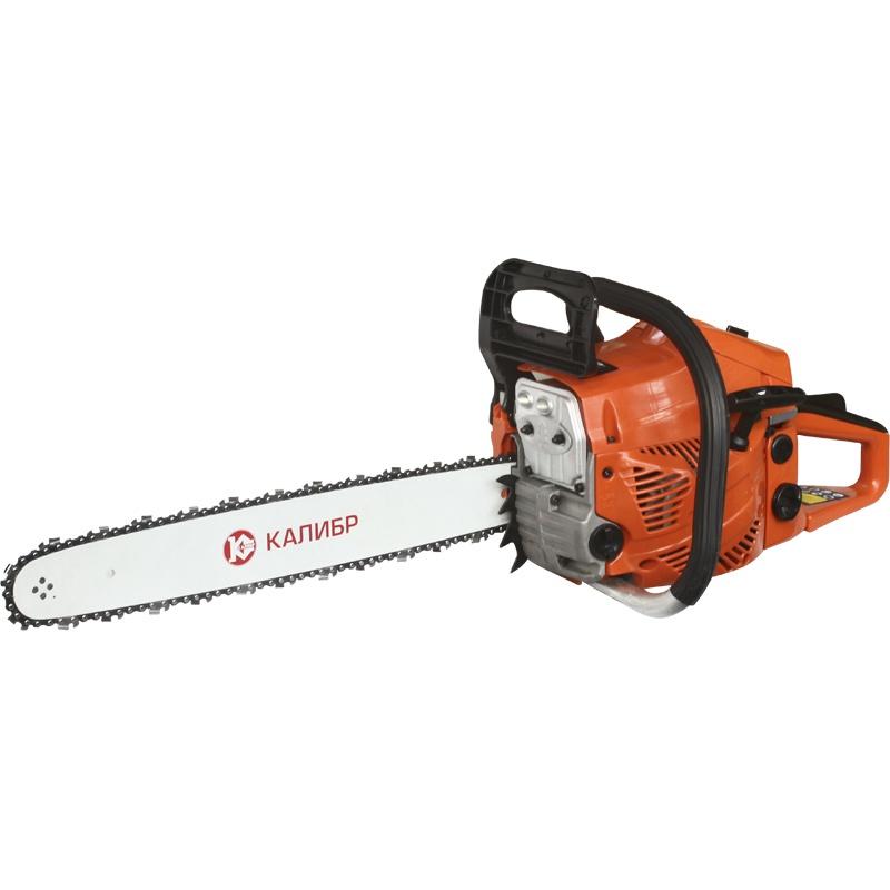 цена на Бензопила Калибр БП-2200/18У, оранжевый