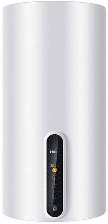 Водонагреватель накопительный электрический Haier ES50V-V1, 50 л, белый водонагреватель накопительный haier es 50 v v1 r