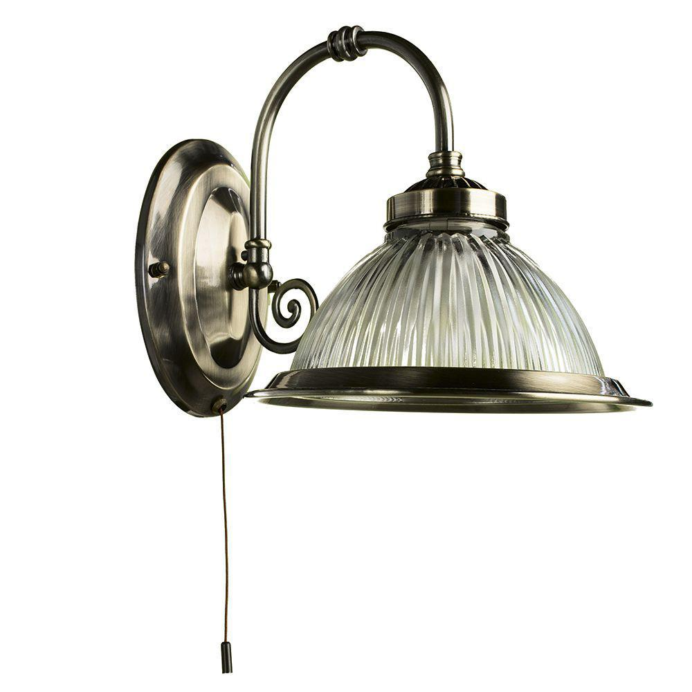 Бра Arte Lamp A9366AP-1AB, бронза