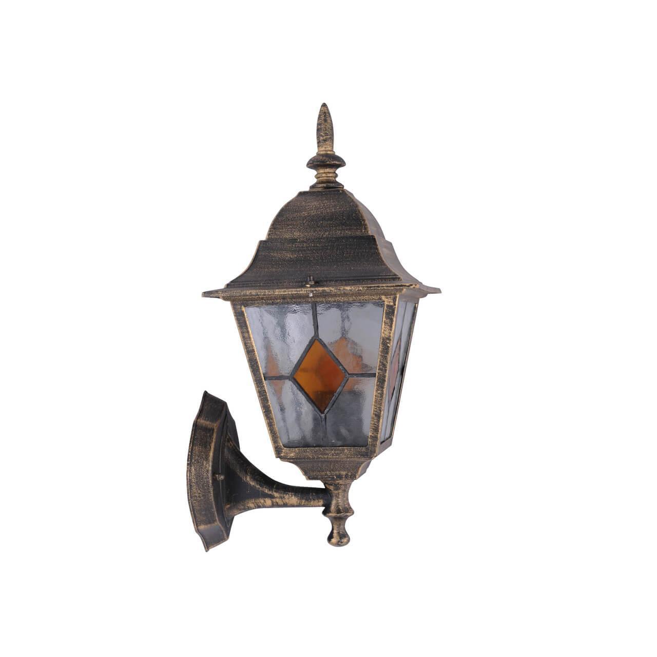 Уличный светильник Arte Lamp A1011AL-1BN, коричневый уличный светильник arte lamp a1015so 1bn коричневый