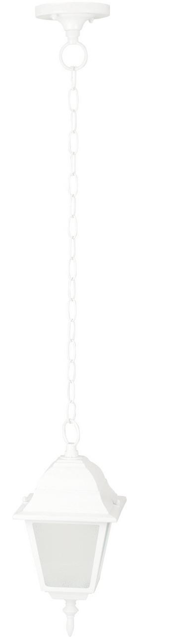 Уличный светильник Arte Lamp A1015SO-1WH, белый уличный подвесной светильник arte lamp genova a1205so 1bn