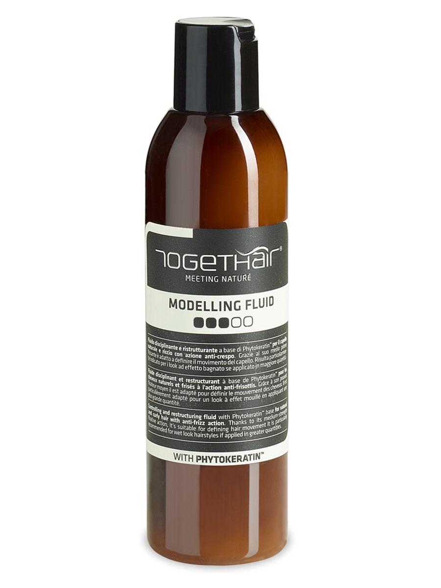 Флюид для волос TOGETHAIR MEETING NATURE 1962619626Дисциплинирующий реструктурирующий флюид на основе Phytokeratin для устранения курчавости и получения натуральных локонов. Благодаря средней степени фиксации средство может использоваться для подчёркивания плавных волн. Особенно рекомендуется для создания эффекта мокрых волос (при использовании в большом количестве). *Устраняет курчавость *Средняя фиксация *Эффект мокрых волос