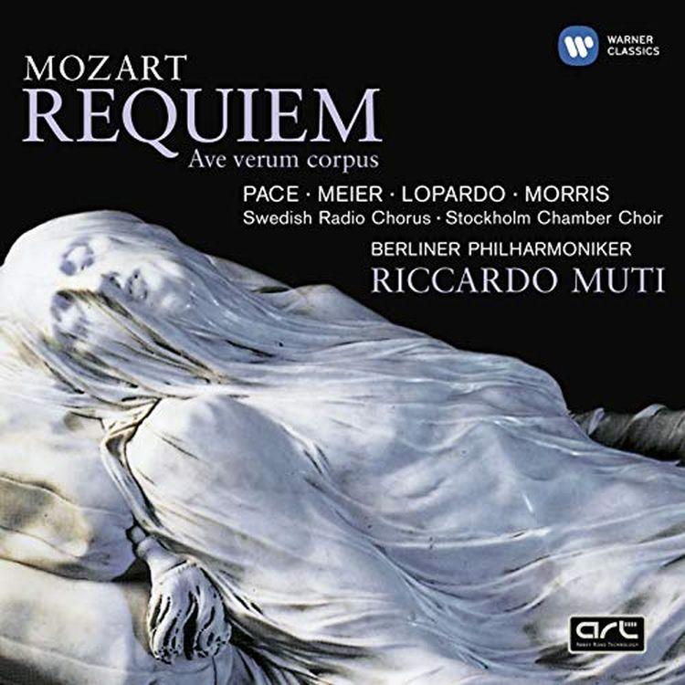Wolfgang Amadeus Mozart. Requiem D-Moll Kv.626