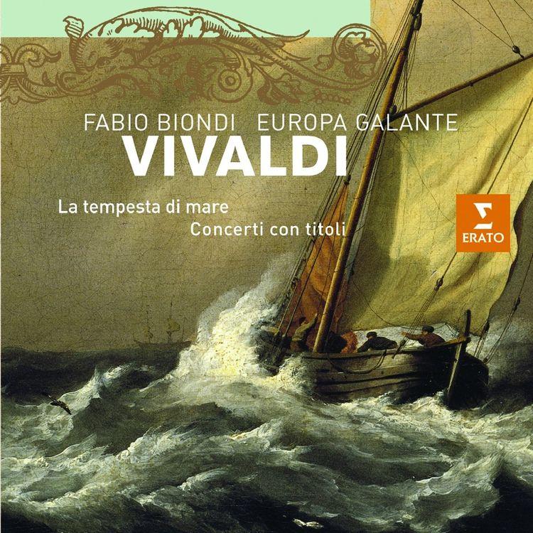 Antonio Vivaldi. Concerti Con Titoli a motta concerti op 1
