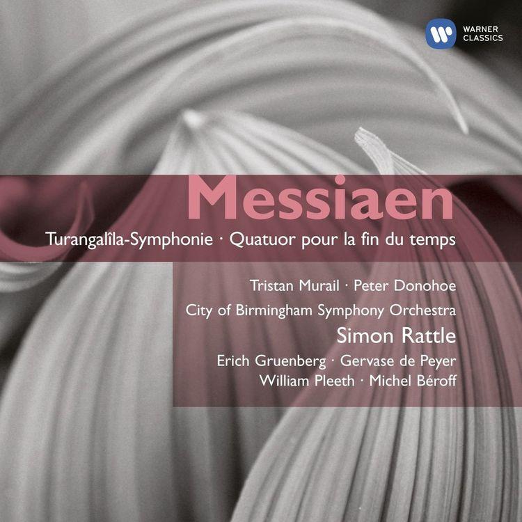 где купить Olivier Messiaen. Turangalila, Quatuor Pour La Fin Du Temps, Le Merle Noir (2CD) по лучшей цене