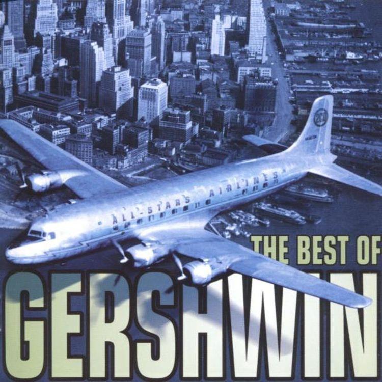 George Gershwin. Gershwin On Air (2CD) dkny gershwin ny2626