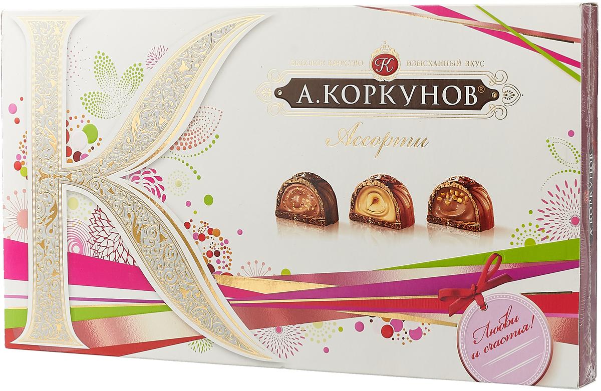 Конфеты А.Коркунов