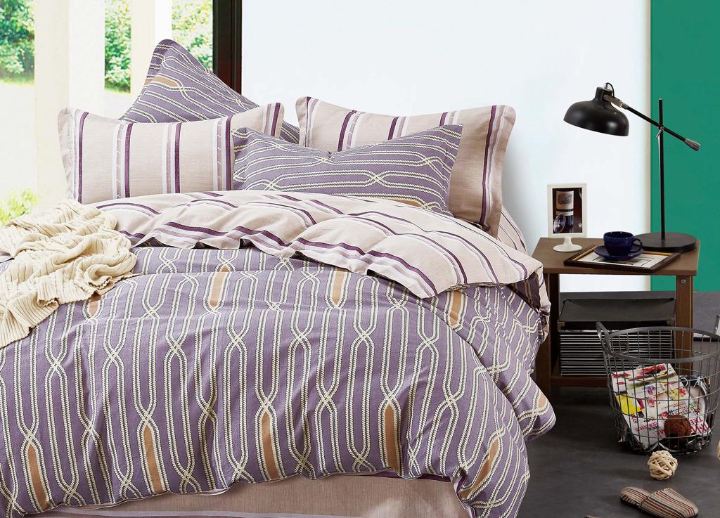 Комплект постельного белья Primavera Classic Андейк, 1107S, синий, евро, наволочки 70x701107S EUROМы произвели постельное бельё из качественного сатина, плотностью 115 гр./кв.м. или 195T (128x68) и печатью пигментным красителем. При пошиве использовались ткани-компаньоны (2 дизайна), у простыни использован скатертный подгиб, все внутренние швы типа оверлок, пододеяльник с застежкой молния - 65 см. Придали ткани мягкость, чтобы обеспечить Ваш комфорт. Всё это сделано для Вас.