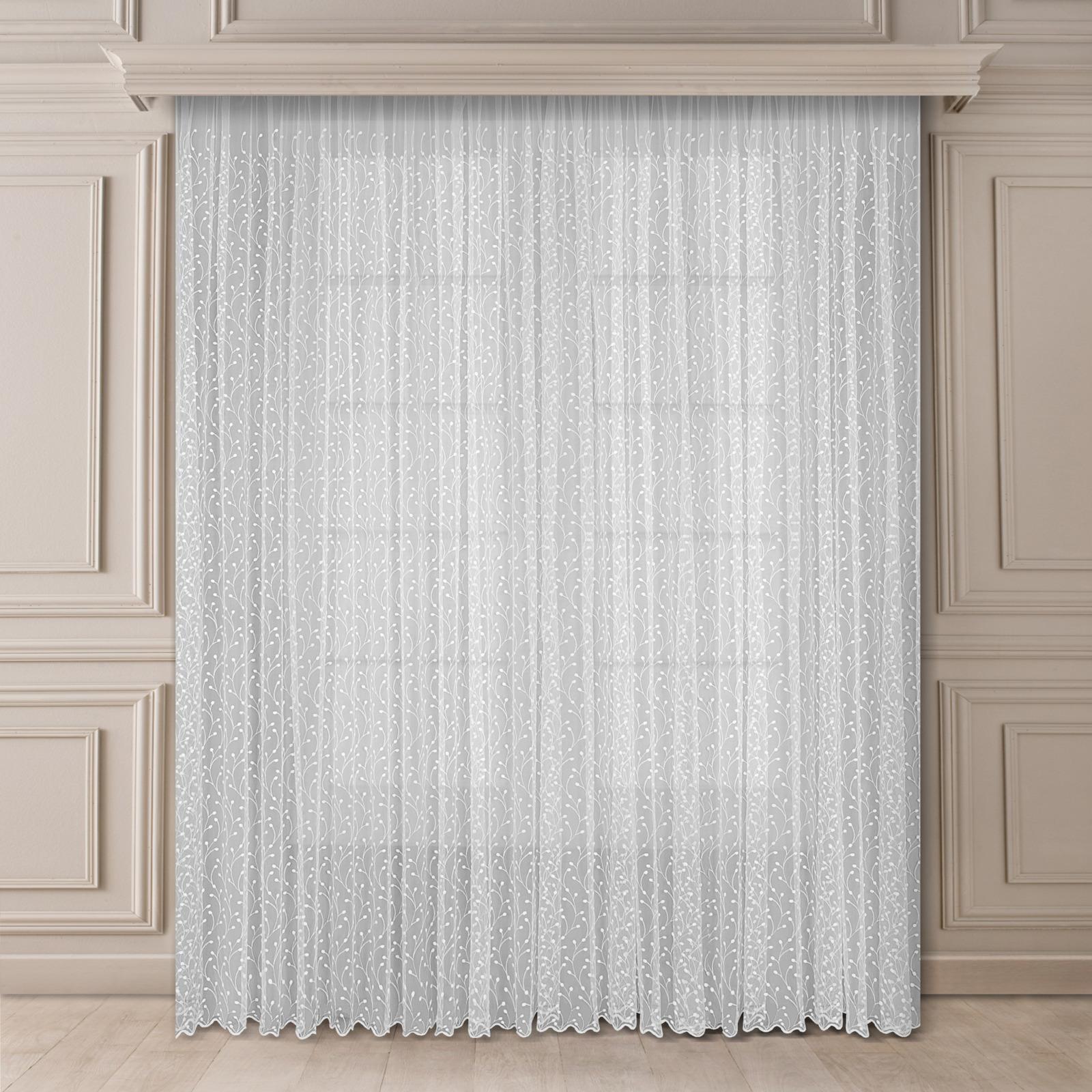 Тюль ТД Текстиль Сомюр, 11649, белый, 270 х 400 см