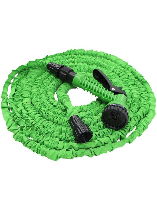 Шланг поливочный Langxin SG0001, зеленый