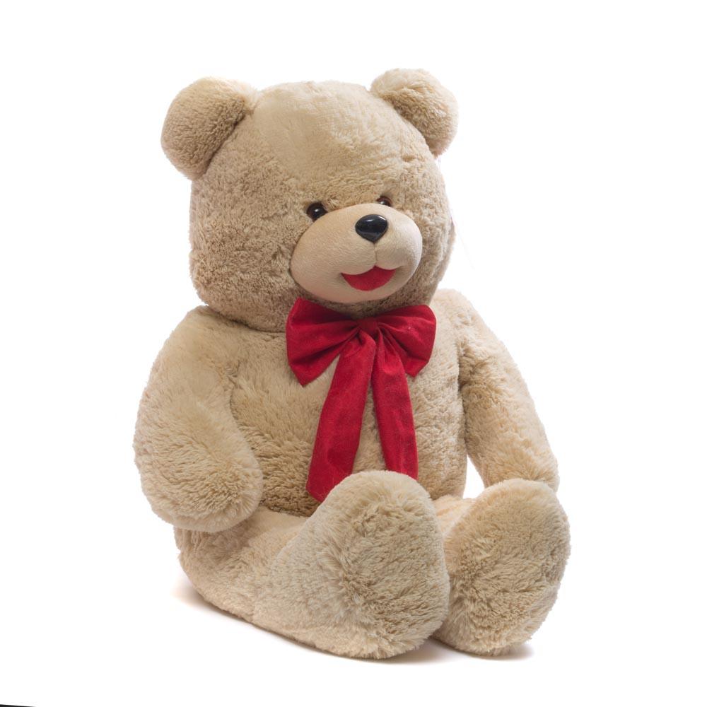 Мягкая игрушка Медведь с бантом Нижегородская Игрушка См-590-5