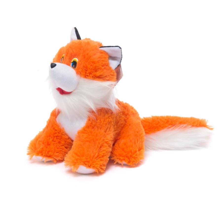 Мягкая игрушка Лисенок Нижегородская Игрушка См-297-5 игрушка