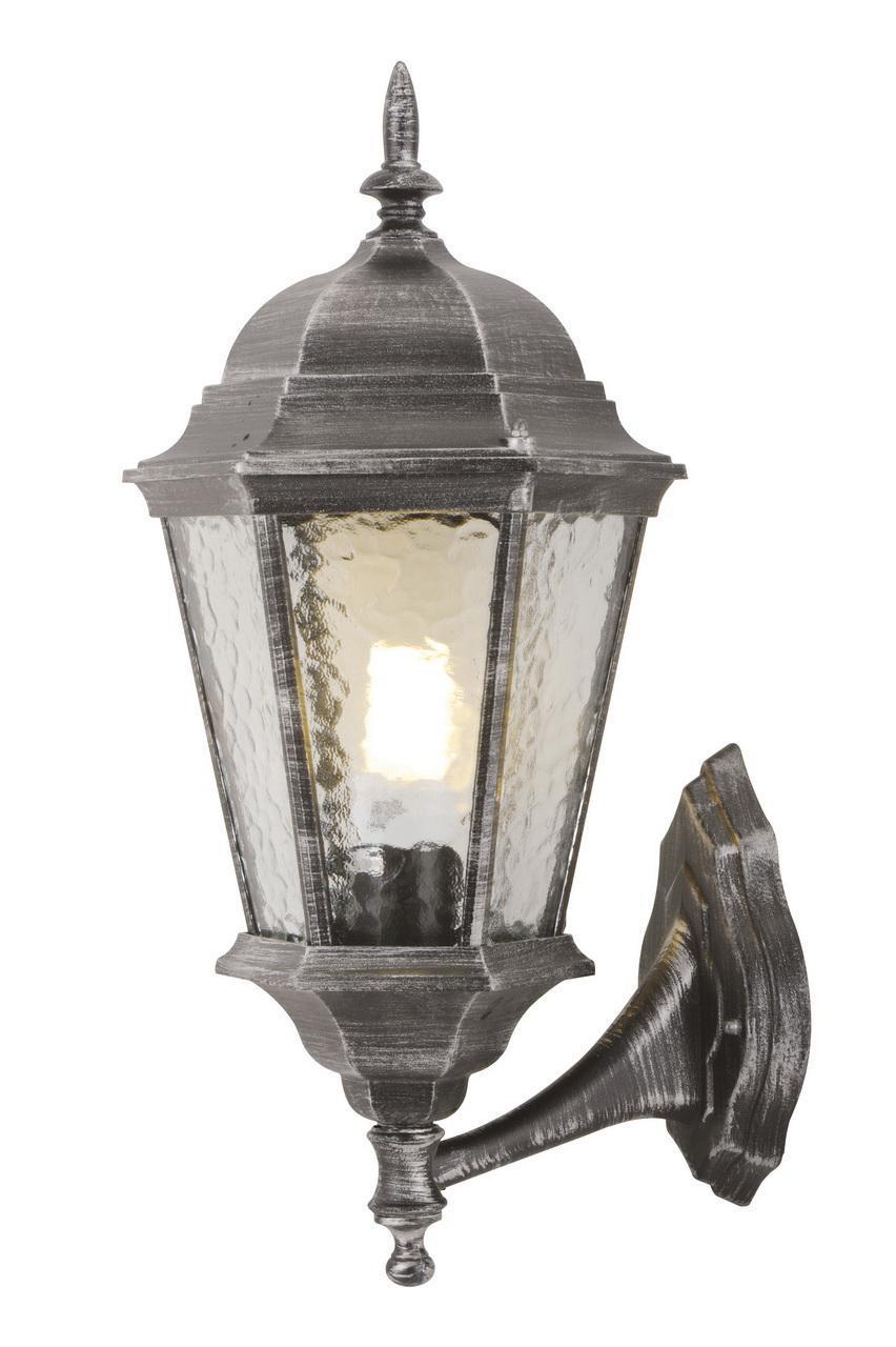 Уличный светильник Arte Lamp A1201AL-1BS, серый уличный подвесной светильник arte lamp genova a1205so 1bn