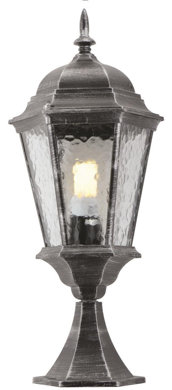 Уличный светильник Arte Lamp A1204FN-1BS, черный уличный подвесной светильник arte lamp genova a1205so 1bn