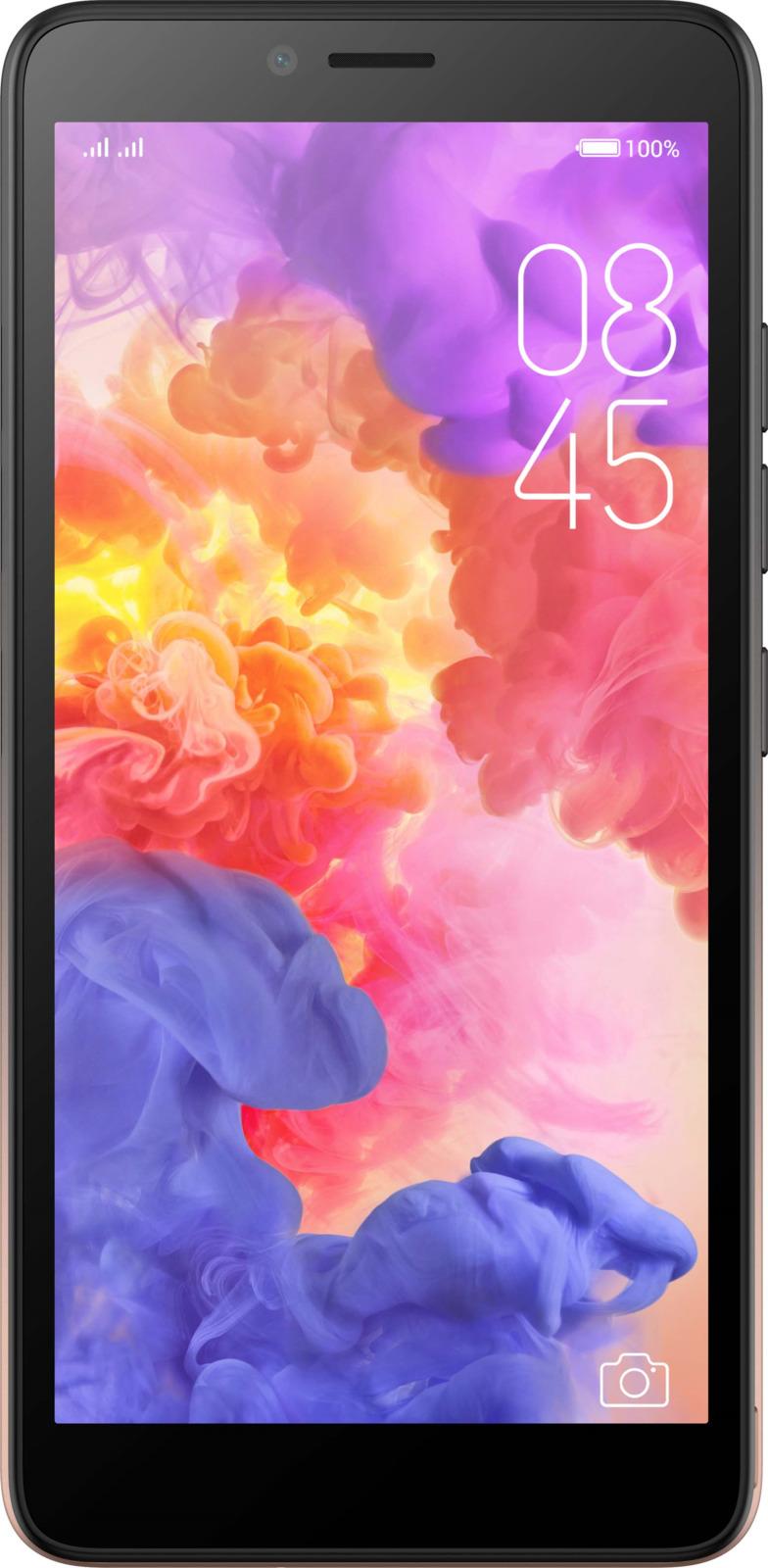 Смартфон ITEL A52 Lite 1/8GB, бронза