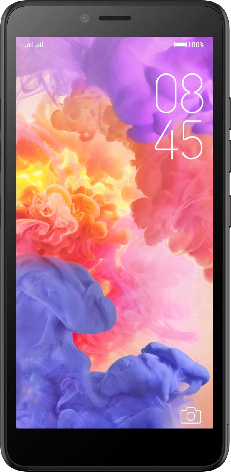 Смартфон ITEL A52 Lite 1/8GB, черный