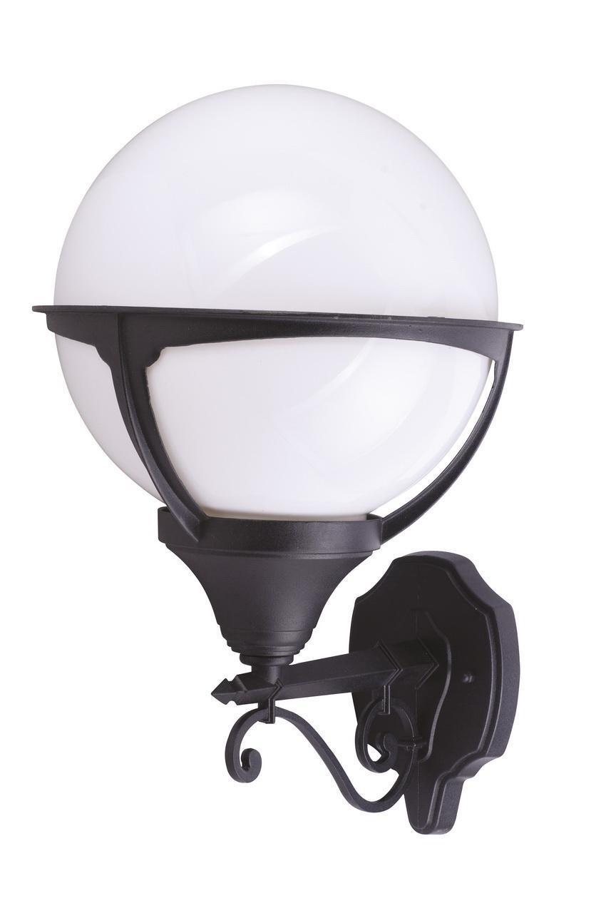 Уличный светильник Arte Lamp A1491AL-1BK, белый цена 2017